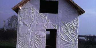 Белгородская область, пос. Крутой Лог.  Дом по проекту Бюджетный, 84 м.кв. 2016г