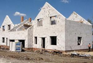 сколько стоит построить дом из блоков