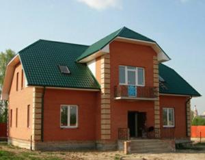 стоимость строительства дома из кирпича