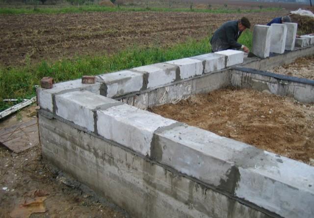 Дом из пеноблоков пошаговая инструкция и цена